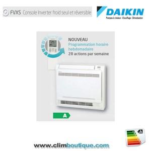 Console  Daikin FVXM-F