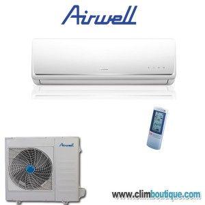 Climatisation airwell AWSI-HND009-N11