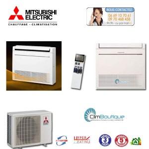 Climatiseur Mitsubishi-Electric MFZ-KJ25VE2