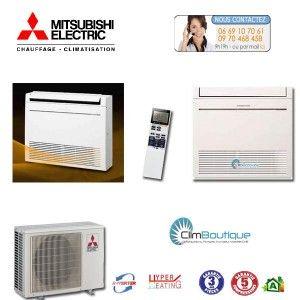 Climatiseur Mitsubishi-Electric MFZ-KJ25VE