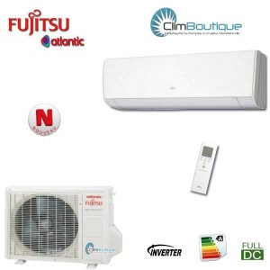 Climatiseur Fujitsu-Atlantic ASYG14LMC