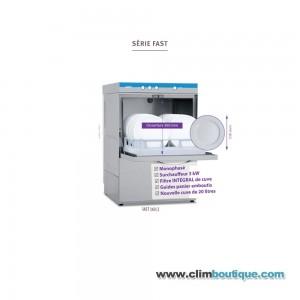 Lave vaisselle Elettrobar Fast 160D/2