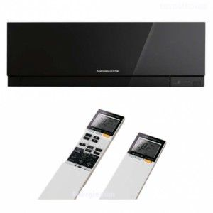 MSZ-EF50VE2B pour 50 M²  Noire