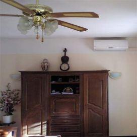 Installation climatisation interieur