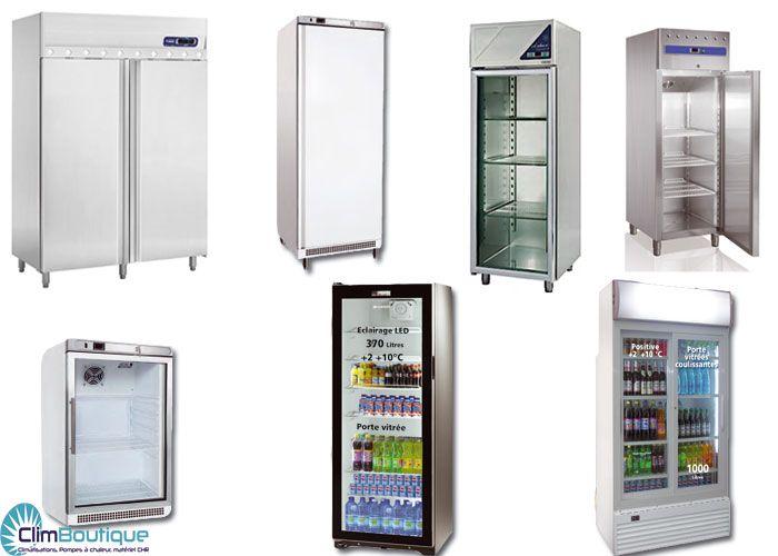 Armoires refrigerees professionnelles
